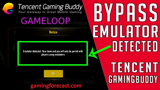emulator bypass pubg mobile