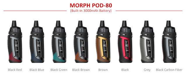 SMOK Morph Pod-80 Kit-Compact but Powerful