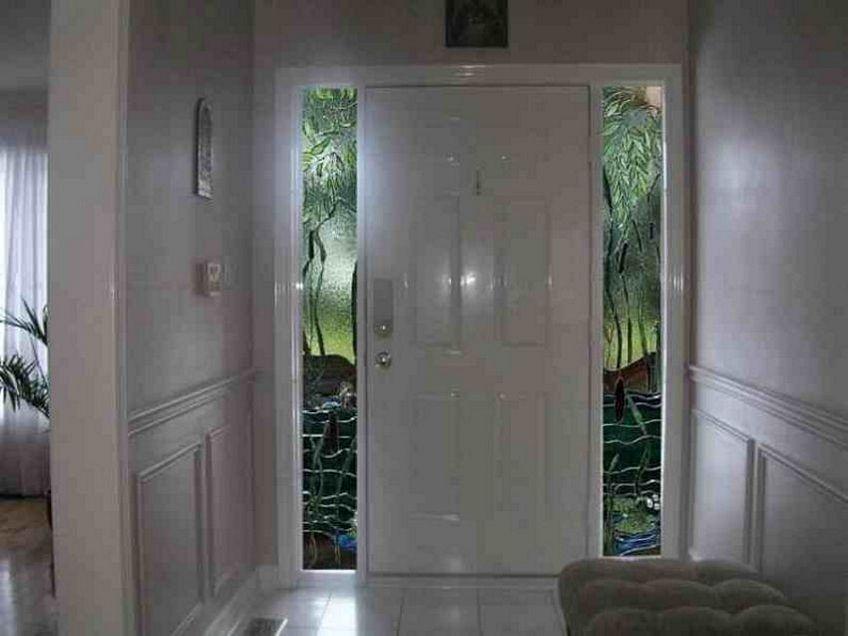 pintu cat duco putih 3