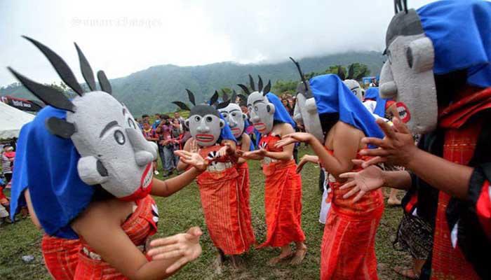 Tari Huda Huda, Tarian Tradisional Dari Sumatera Utara