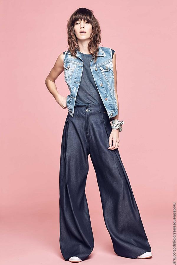 Moda mujer verano 2017 ropa de mujer moda 2017.