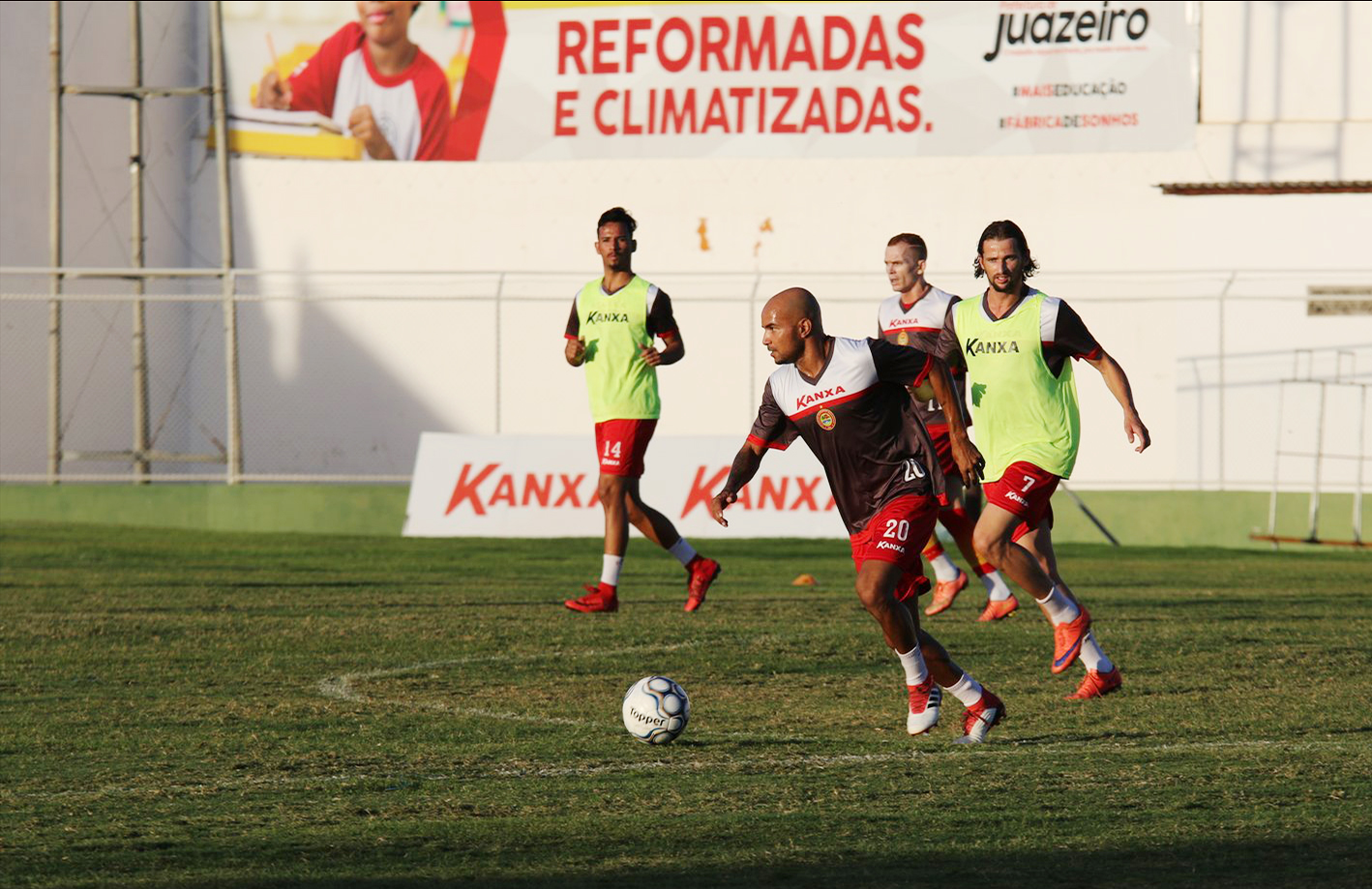 044a6c6722 Ailton Silva relaciona 21 jogadores para confronto com o Atlético-AC ...
