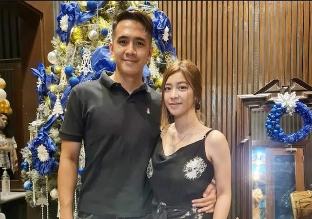 Ananda Soebandono dan istri