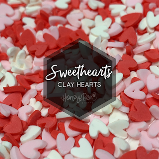 SWEETHEARTS CLAY HEARTS