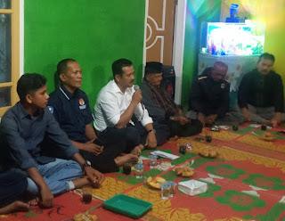 Boris-Adang Silaturahim dengan Masyarakat Kampung Jawa Kota Solok