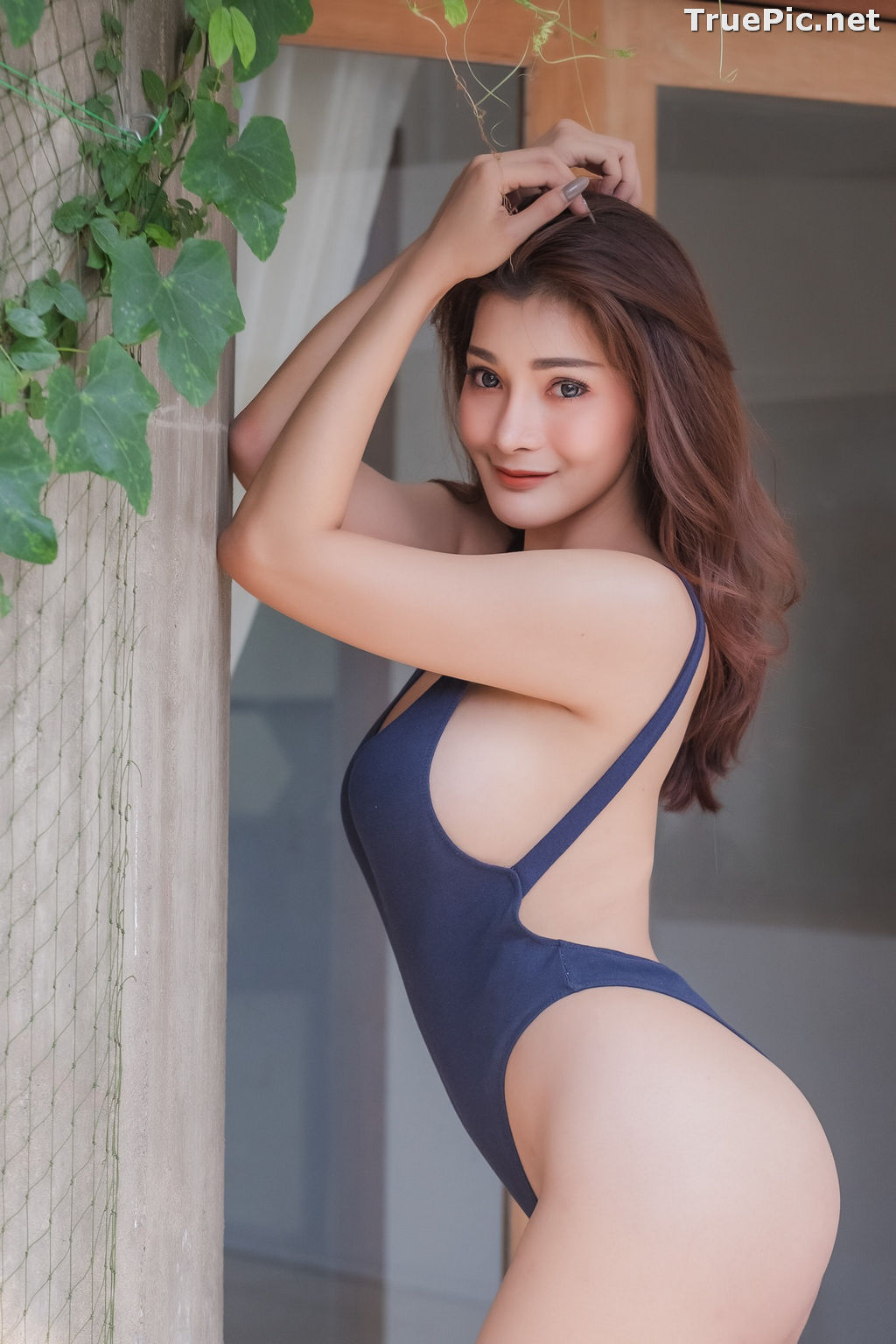 Image Thailand Model - Porntapawee Sripreserth - Concept Sexy One Piece - TruePic.net - Picture-2