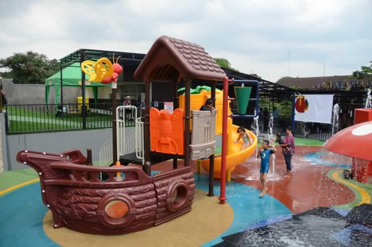 Playparq Bintaro, Taman Bermain Seru ala Eropa