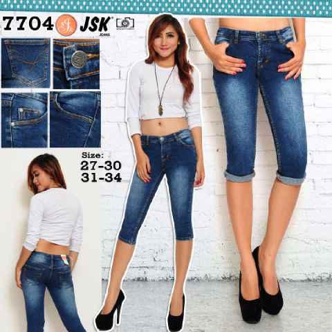 Jual Celana Jeans Wanita Celana Jeans Wanita Terbaru Maret 2016