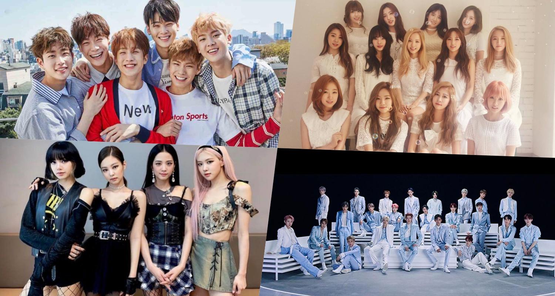 tercera generacion kpop 2016