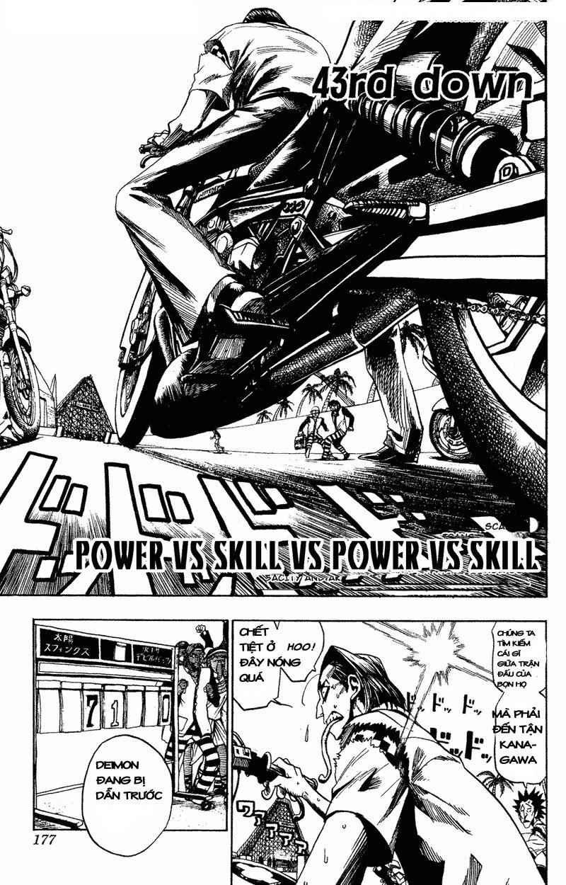 Eyeshield 21 chapter 43 trang 2