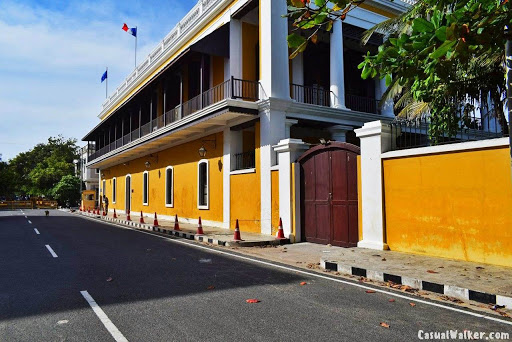 french colony travel guide
