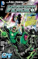 Os Novos 52! Lanterna Verde #18