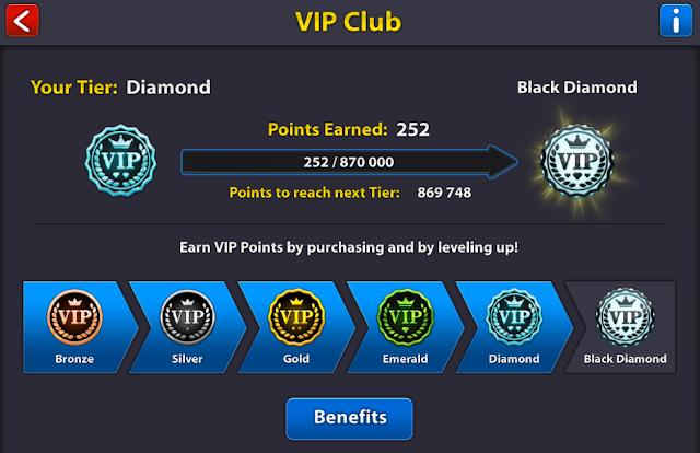 Vip Club Diamond
