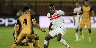 موعد مباراة الزمالك والانتاج الحربي عبر كورة جول في الدوري المصري