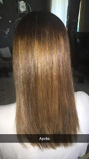 lissage soin cheveux nutrition lissage brésilien