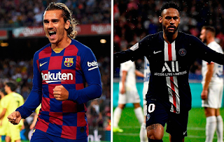Barca board 'studying possibility of swap deal involving Griezmann & Neymar'