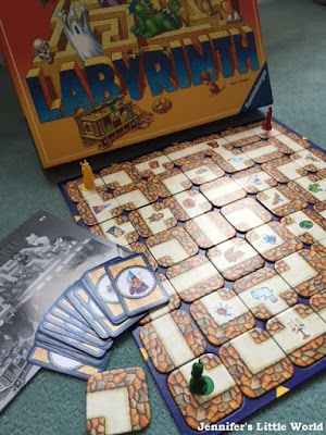 Review - Labyrinth board game from Ravensburger