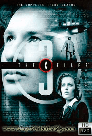 The X-Files Temporada 3 [720p] [Latino-Ingles] [MEGA]