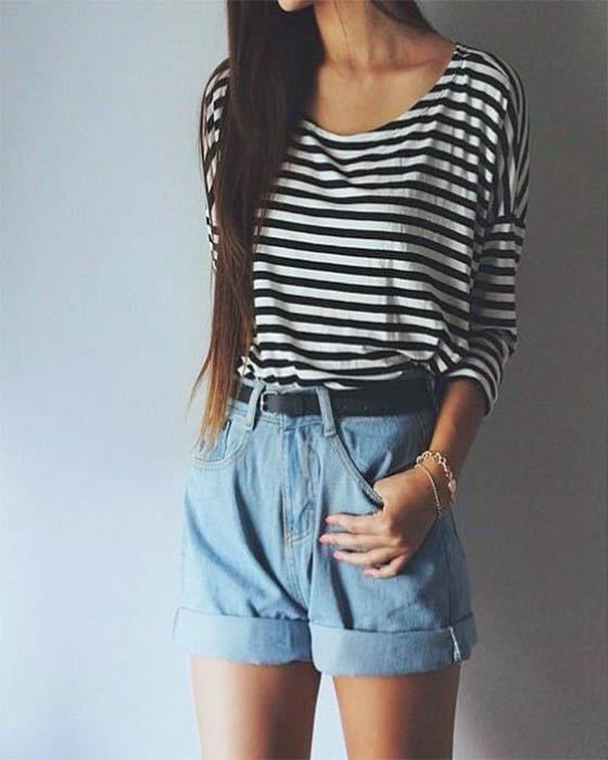 outfits casuales tumblr