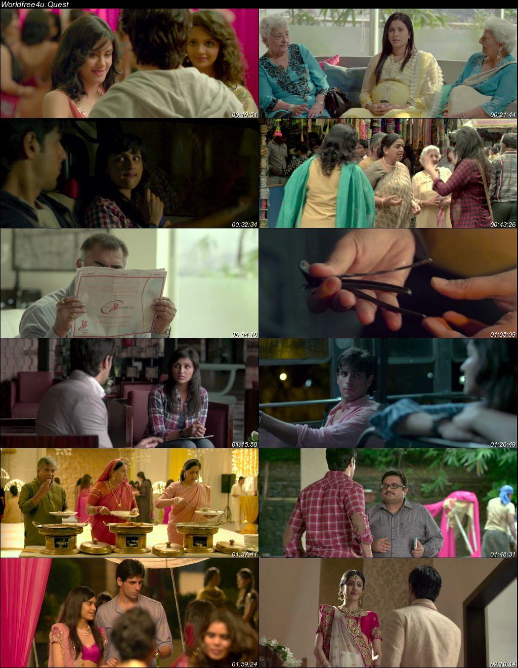 Hasee Toh Phasee 2014 Hindi Movie Download    HDRip 720p