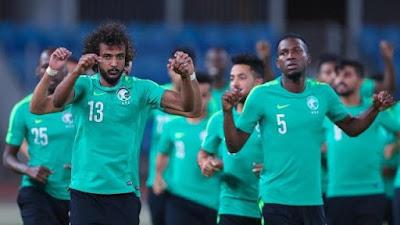 مباراة السعودية واليمن ضمن مباريات تصفيات آسيا المؤهلة لكأس العالم 2022
