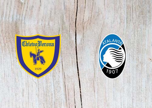 Chievo vs Atalanta - Highlights 21 October 2018