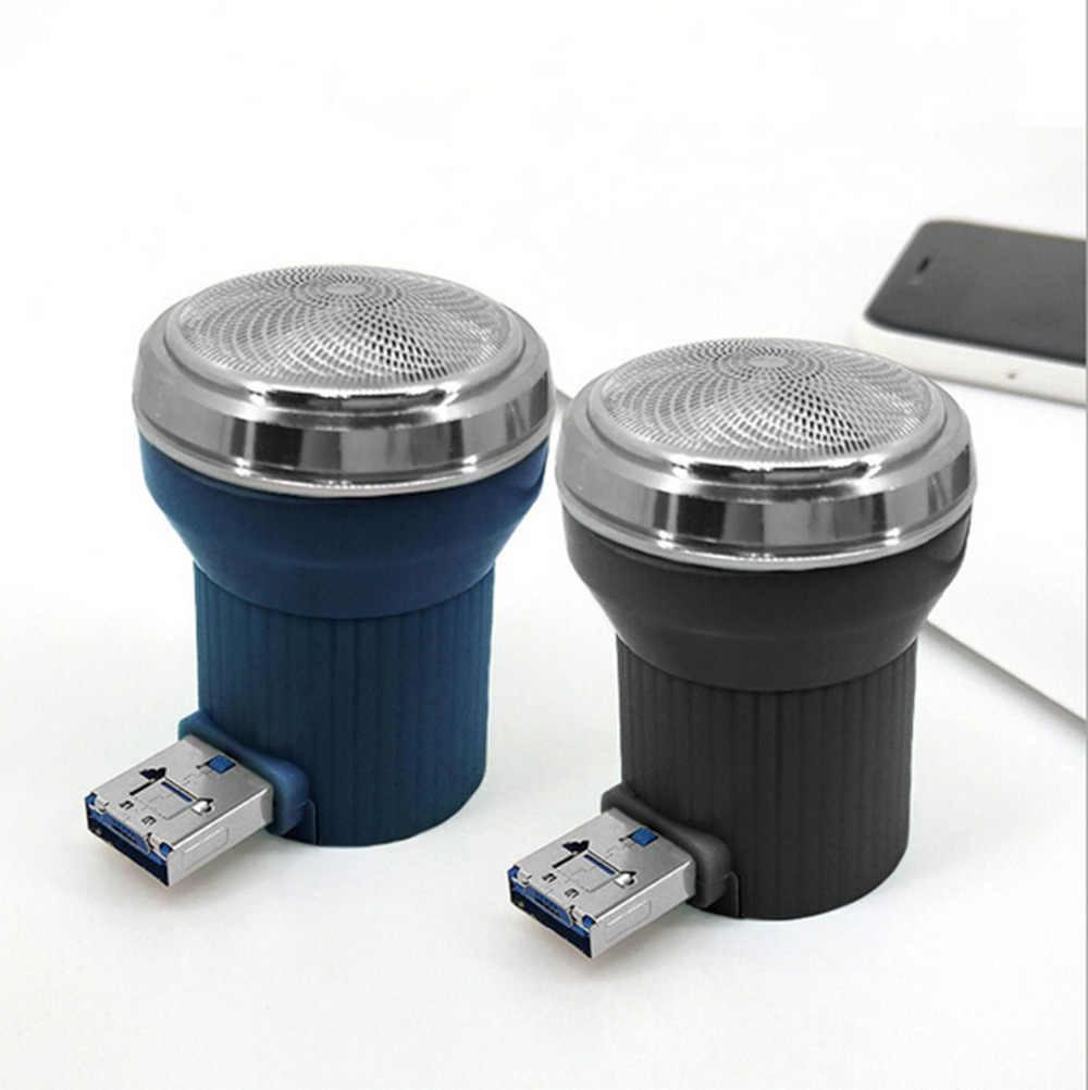 Travel Razor Mini USB Smartphone Shaving