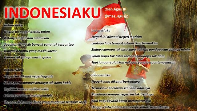 Puisi Indonesiaku