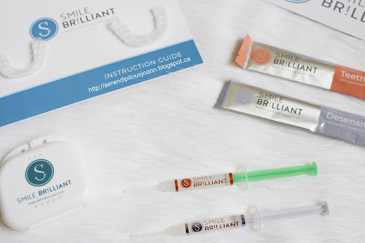 Smile Brilliant - Professional Teeth Whitening at Home