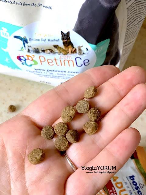 petimce kedi maması alışverişi sanabelle tahılsız sterilized 1