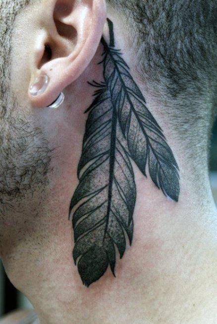 Neck Tattoos