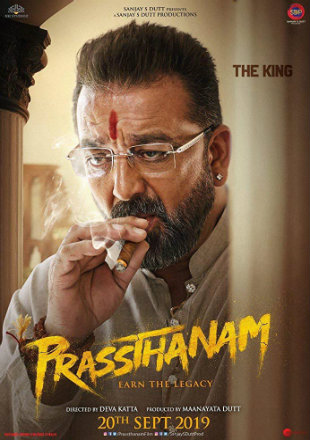 Prassthanam 2019 Full Hindi Movie Download Hd In pDVDRip