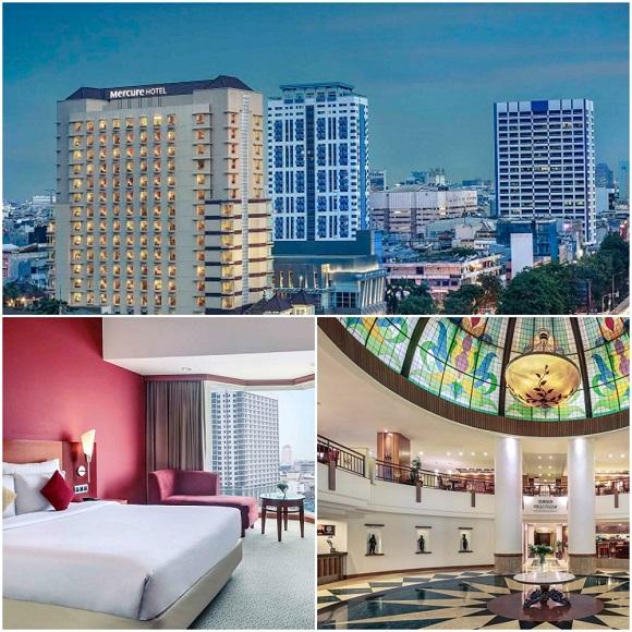 Hotel Mercure Jakarta Kota Mangga Besar