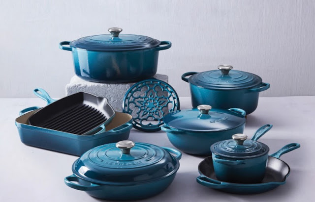 Updated Cookware
