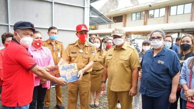 Kegiatan Kemanusiaan dilakukan ROR-RD terkait Bencana Alam yang melanda Manado-Minahasa Disambut Antusias Masyarakat