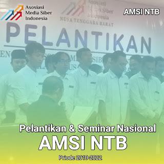 AMSI NTB Resmi Dilantik, Siap Perang Lawan Informasi Hoax