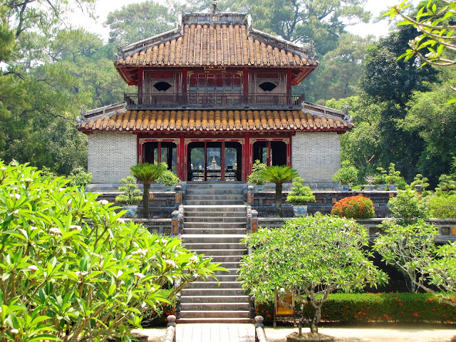 minh mang tomb hue vietnam world away