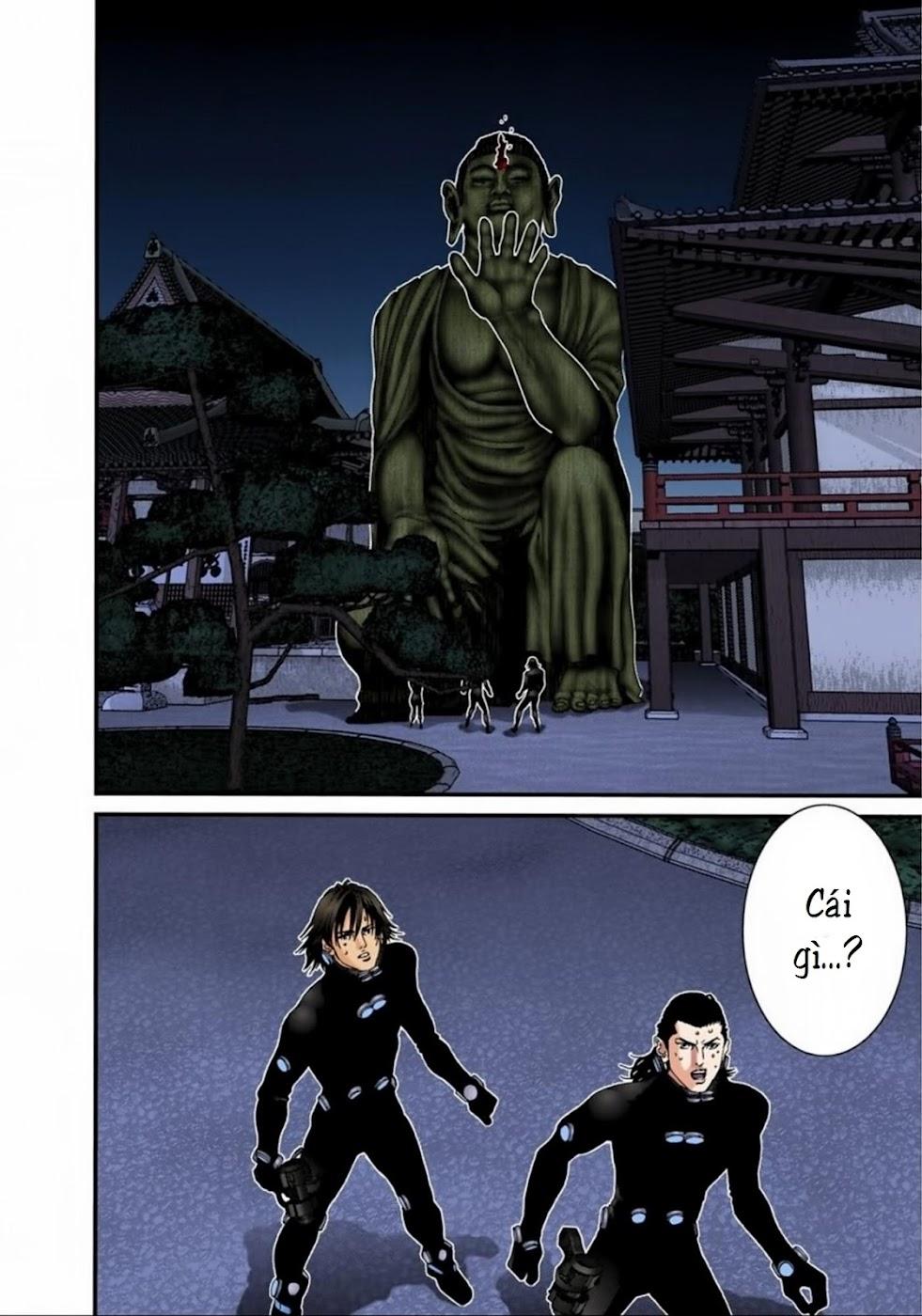 Gantz Chap 73: Bàn tay của quỷ trang 17