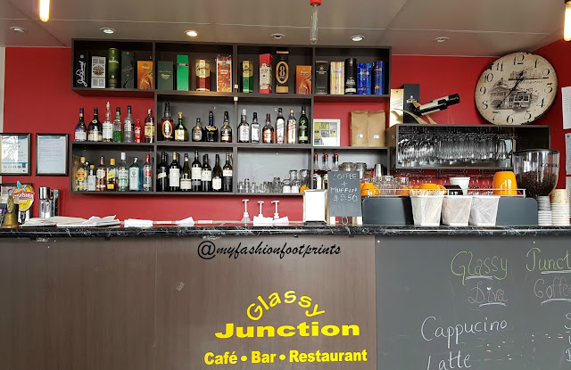 Glassy Junction Cafe/Bar/Restaurant at Malvern - Review