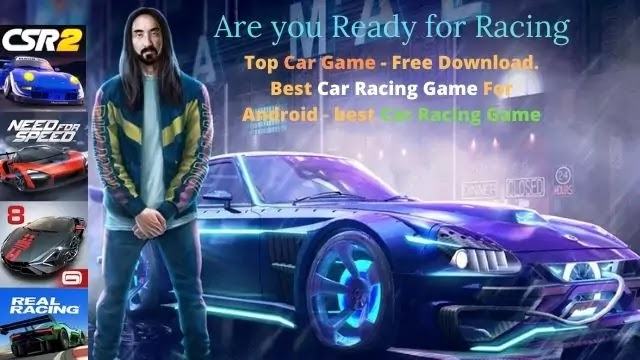 Top car games - Car Racing Game