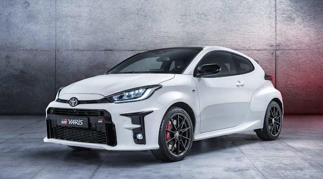 2020 Toyota GR Yaris