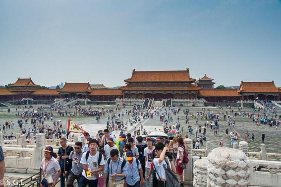 Ciudad Prohibida en Pekin