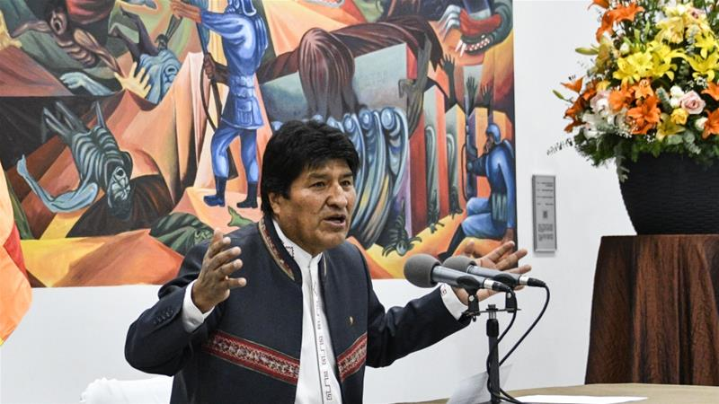 Bolivia: Count gives Morales win, but opposition rejects result