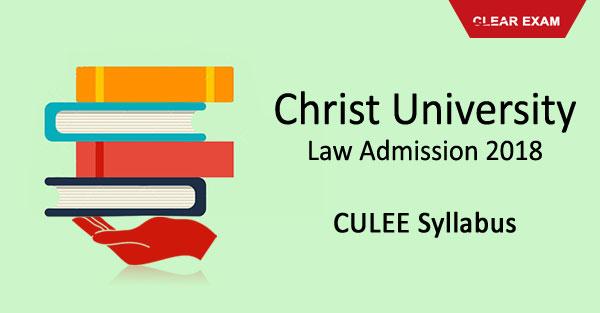 CULEE Syllabus
