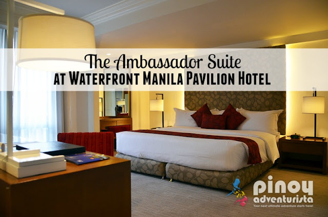 Waterfront manila pavilion hotel & casino review