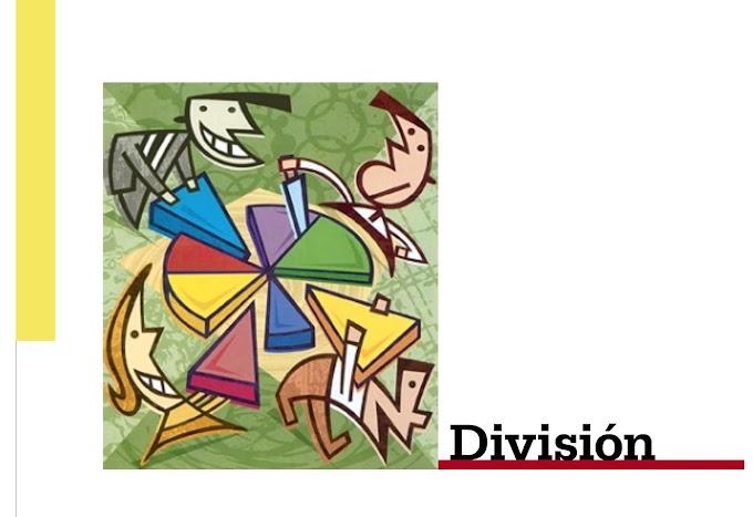 La Division - Algo de matematicas