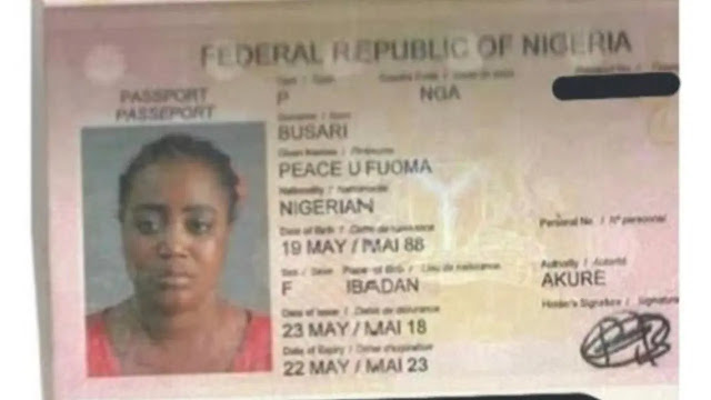 Lebanese govt reacts as citizen put up Nigerian woman for sale on Facebook