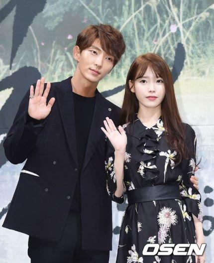 kkuljaemMoon Lovers' IU and Lee Jun Ki to reunite at SBS Drama awards