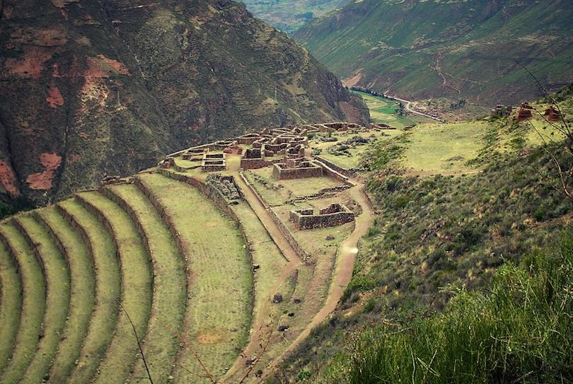 اطلال الانكا في البيرو