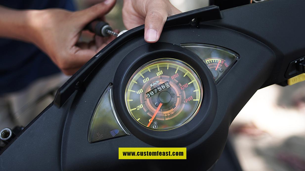 Speedometer Custom Honda Vario 110